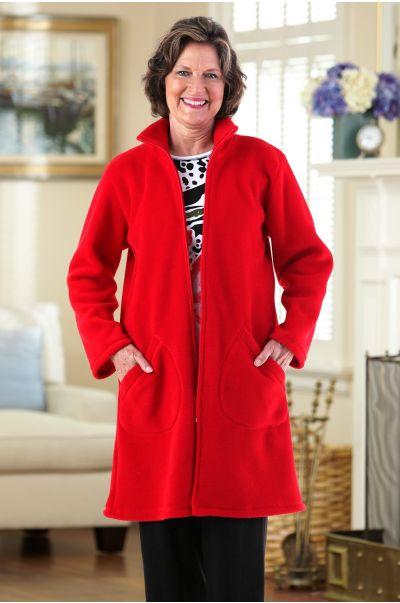 Polar Fleece Coat