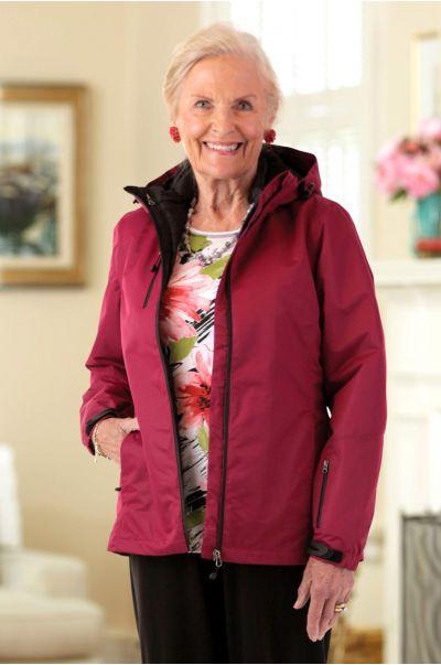 Vortex Waterproof Winter Jacket