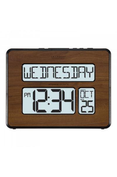 LaCrosse  Atomic Digital Wall Clock w/ Backlight