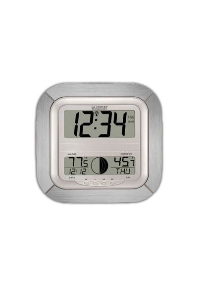 LaCrosse Clock/Weather Station