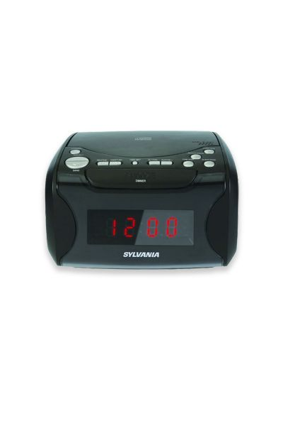 Combo CD Player / AM/FM Clock Radio