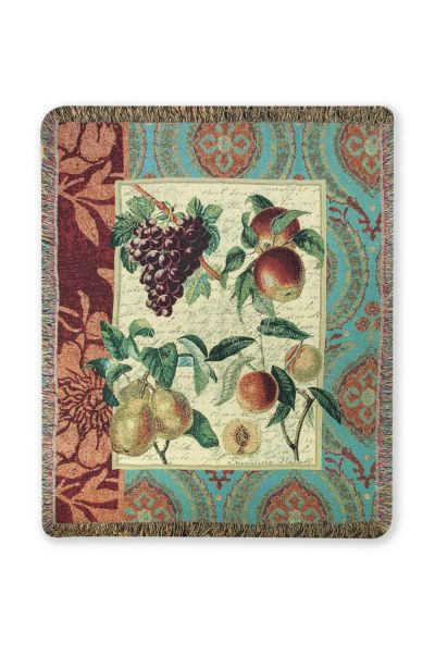 Vintage Orchard Throw - 20% Off
