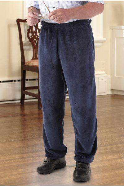 Men's So-Soft Side-Zip Pants