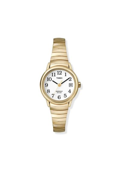 Womens Timex Watch-Gold Tone