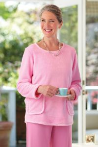 So-Soft Pocketed Top