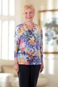 Jess and Jane® Poly Pullover Top
