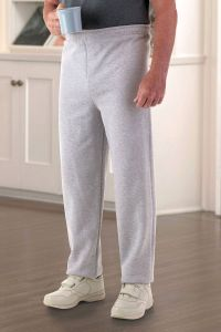 Men's Basic Sweat Pants (S-2X)