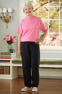 Women's Short Sleeve Budget Jumpsuit