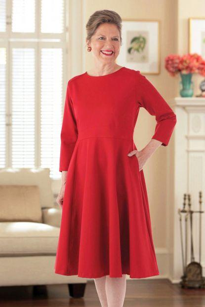 Pullover Knit Dress