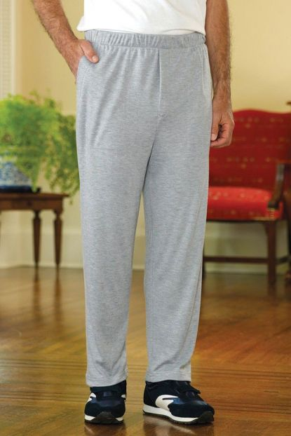 Men's Light Weight Knit Pants