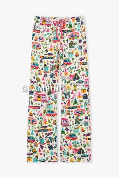 Women's Jersey Knit PJ Pants