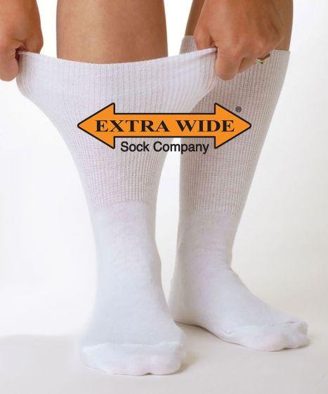X-Wide Lt Weight Sock