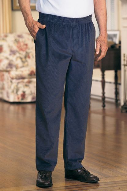 Men's Corduroy Putter Pants (Md Only)