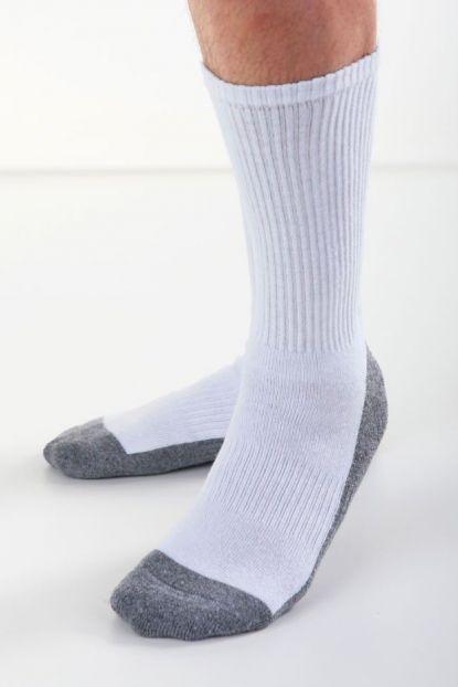 Men's Cotton Crew Socks