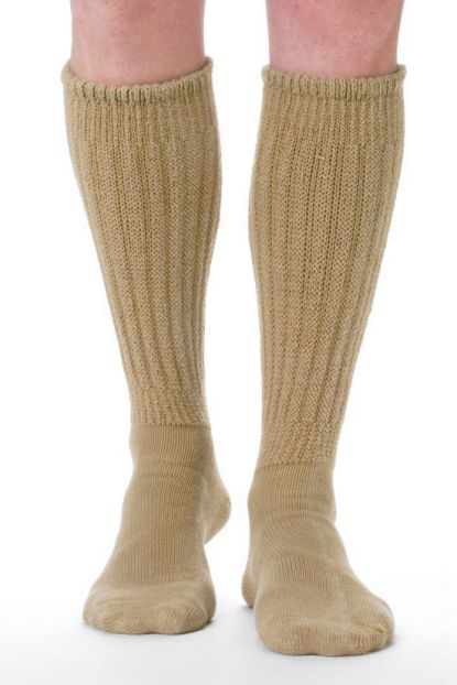 Men's Stretchy Knee Socks