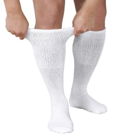 Extra Wide® Medical Tube Sock (3-Pack)