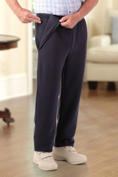 Fleece Side VELCRO® Pants