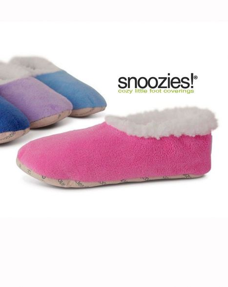 Women's Snoozies in Solid Colors
