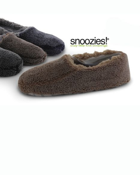 Men's Snoozies
