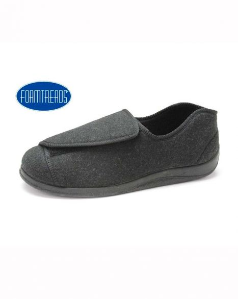 Men's Wrap Top Slipper by Foamtreads
