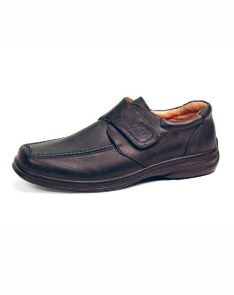 Men's Hook and Loop Washable Shoe
