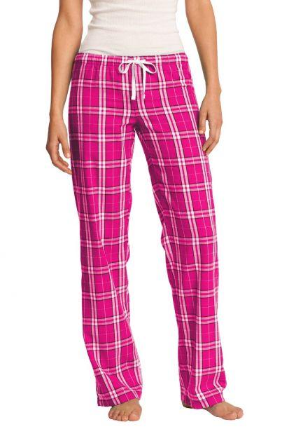 Women's Flannel PJ Pants