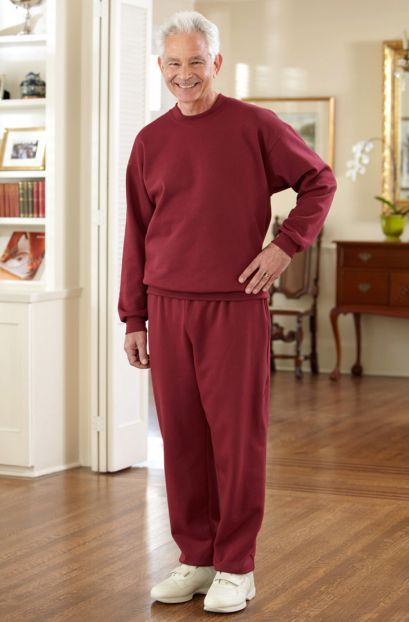 Men's Basic Adaptive Sweatsuit