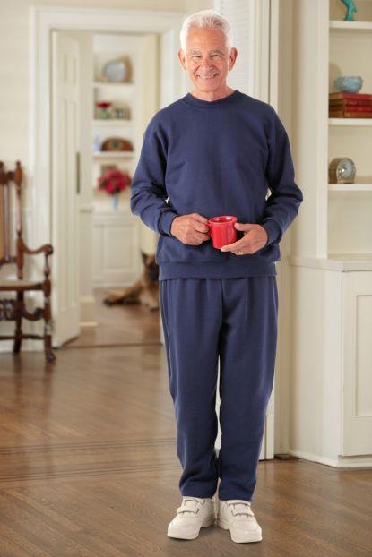 Men's Basic Adaptive Sweatsuit