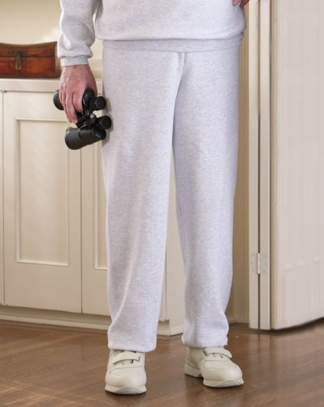 Men's Large Size Sweat Pants (3X Only)