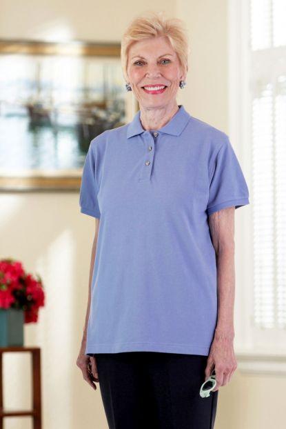 Women's Polo Shirts (2X to 4X)