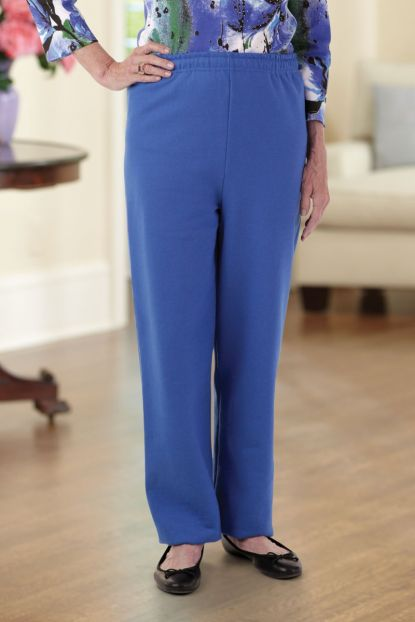 Women's Basic Sweat Pants (S-2X)