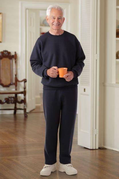 Men's Basic Sweatsuit (S-2X)