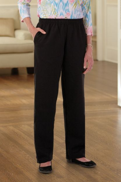 Large Size Pocketed Sweat Pant (3X-5X)