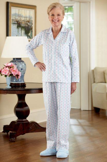 Women's Flannel Pajamas