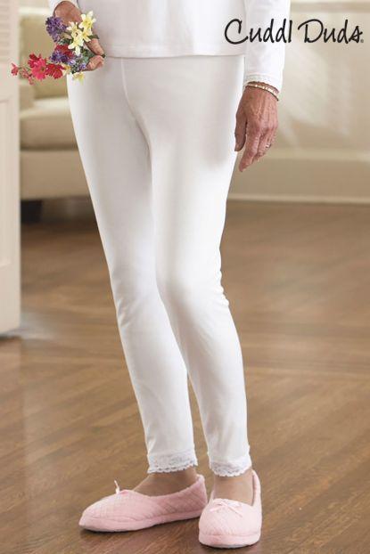 Cuddl Duds Long Pants