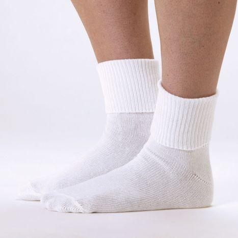 Stretch Ankle Socks (3-Pack)
