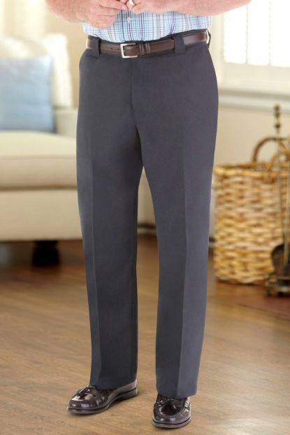 Men's Cotton/Poly Twill Pants by Dickies