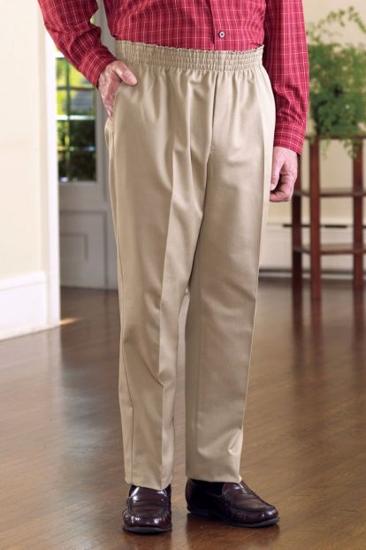 Men's Twill Putter Pants (S-XL)