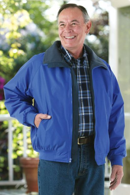 Men's Fleece Lined Jacket