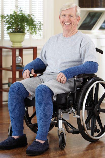Men's So-Soft Leg Protectors
