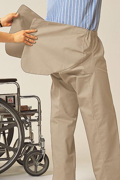 Men's Twill Back-Flap Pants