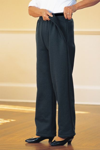 Side VELCRO® Fleece Pants