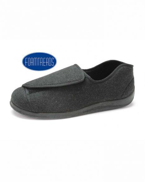 Women's Wrap-Top Slippers by Foamtreads®