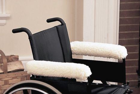 Wheelchair Arm Protectors-Full Length