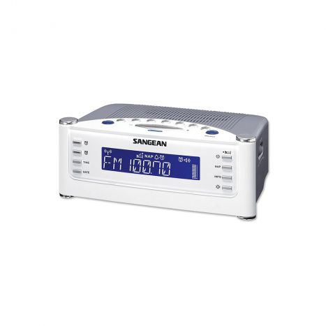 Sangean AM/FM Clock Radio