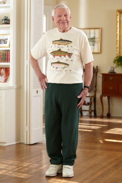 Printed T-Top Jumpsuit