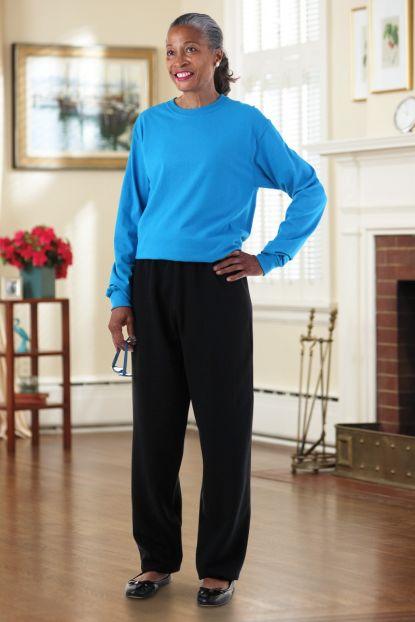 Women's Long Sleeve Budget Jumpsuit