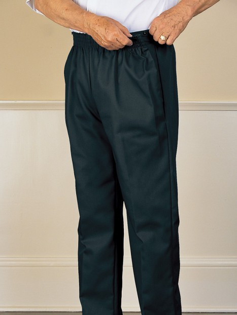 Men's Twill Side-Snap Pants