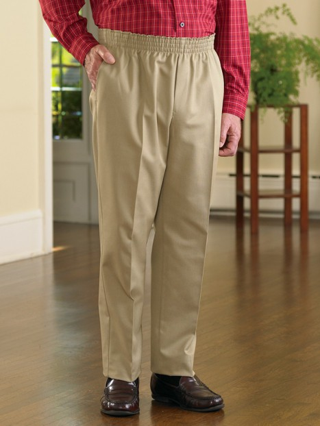 Men's Twill Putter Pants (S-XL)