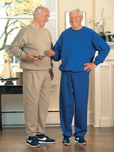 Men's Basic Sweatsuit (S-XL)